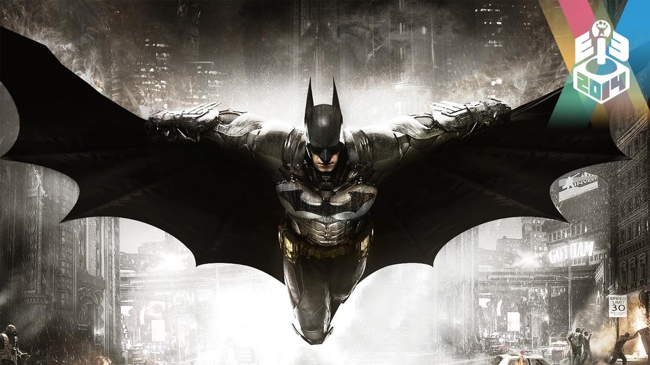 E3 2014: Batman Arkham Knight – the Dark Knight in all his splendour