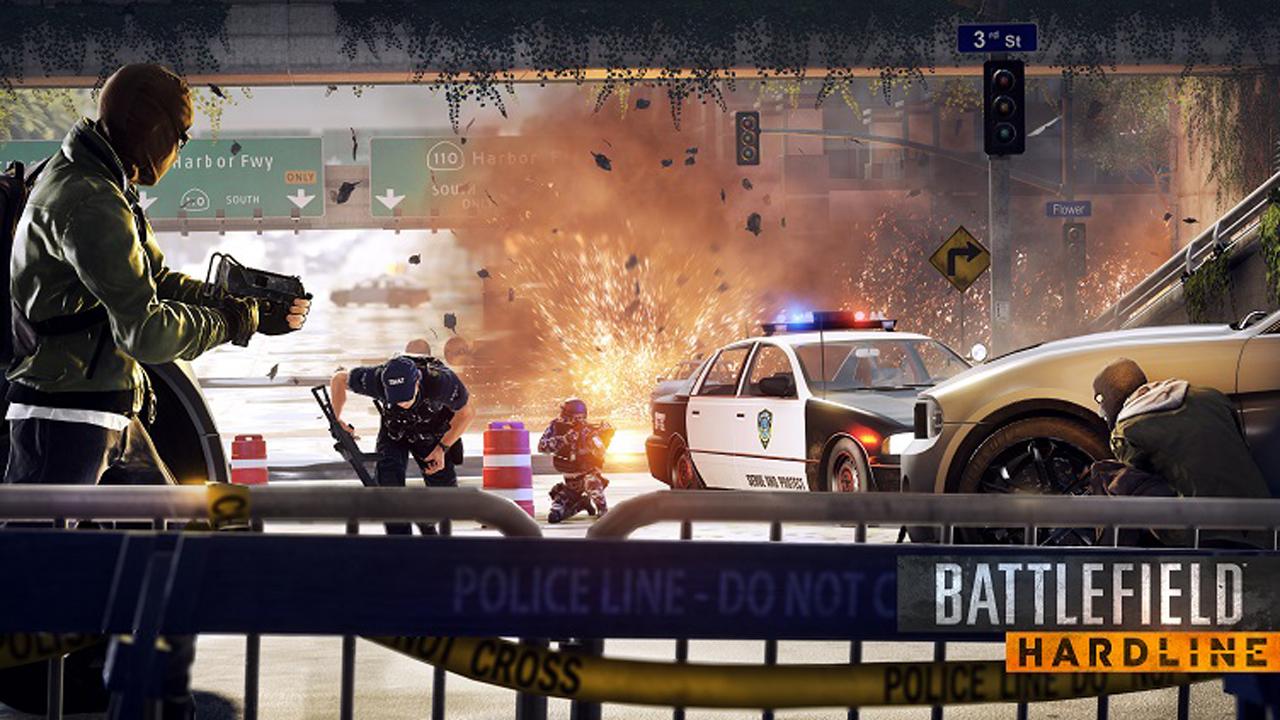Battlefield Hardline release date announced