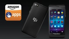 BlackBerry looks to Amazon's Android Appstore for help