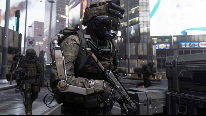 Call of Duty: Advanced Warfare evolves through competition