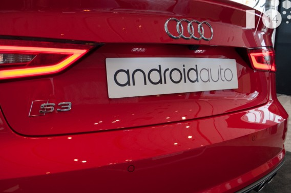 Android Auto Audi S3