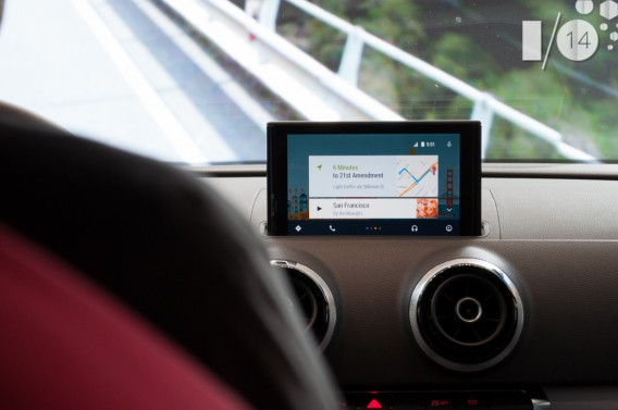 Android Auto Audi S3