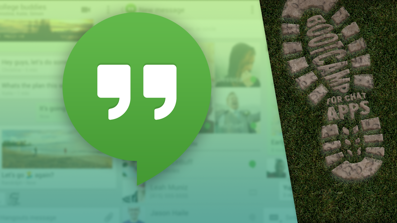 How to deactivate Hangouts for Android in 15 seconds [Video]