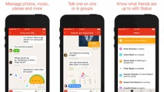 Path Talk messaging app combines features from Snapchat and Foursquare