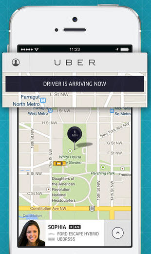 Get a move on: 7 car-sharing and social taxi apps