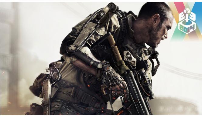 E3 2014: The future soldier in Call of Duty: Advanced Warfare