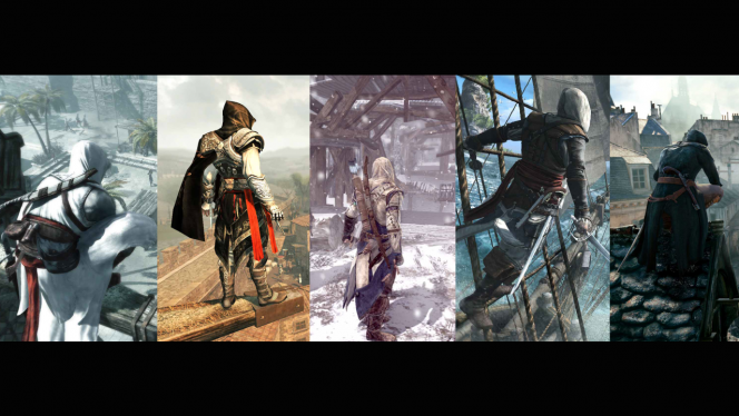 Assassin's Creed Unity: it's time for a change