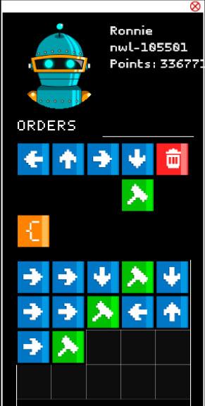 Bomberbot orders