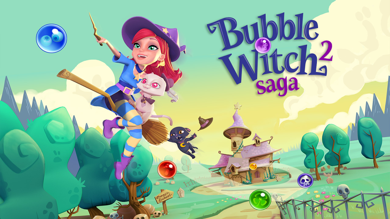 Bubble Witch Saga 2: 7 tips to level up