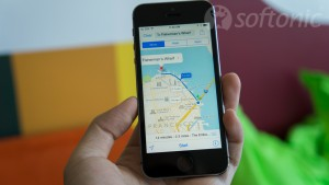 Apple Maps in iOS 8 includes option to use other mapping apps