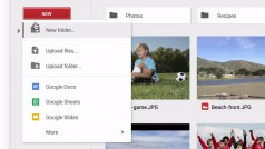 Google Drive redesigned on the web with more desktop-like features