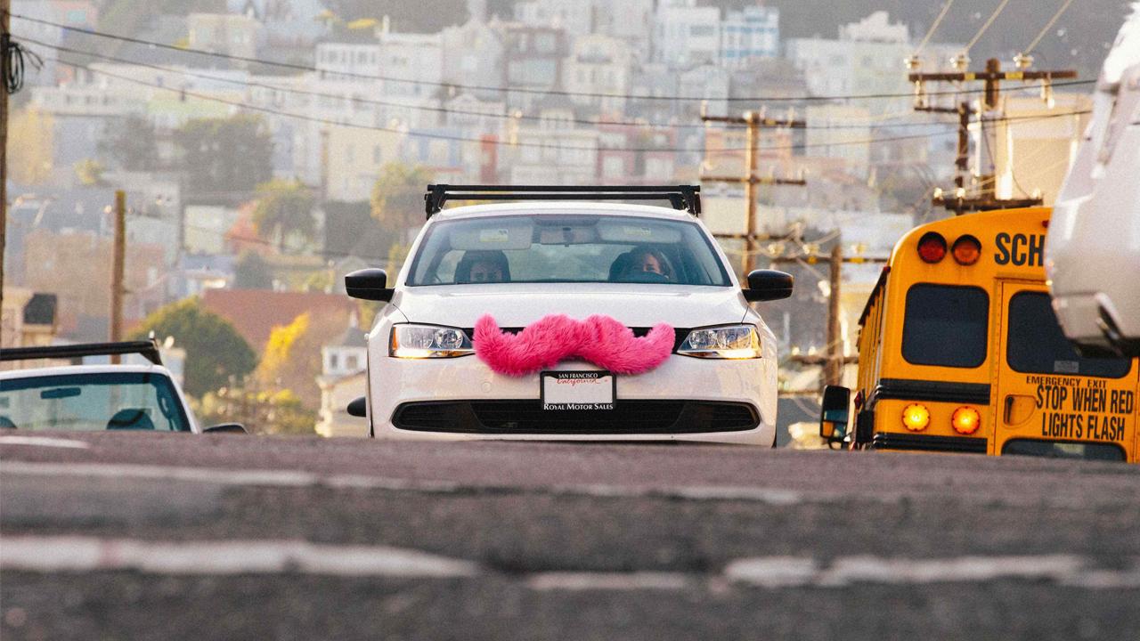 Why Lyft isn't a glorified taxi service