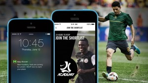 Nike launches product catalog cleverly disguised as a soccer app
