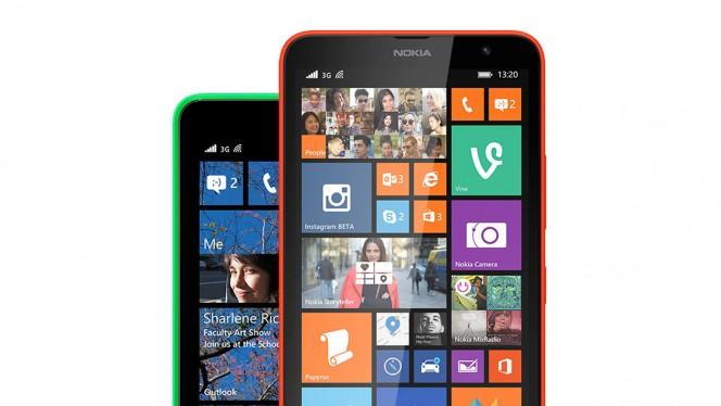 Nokia Lumia Cyan Windows Phone 8.1 update