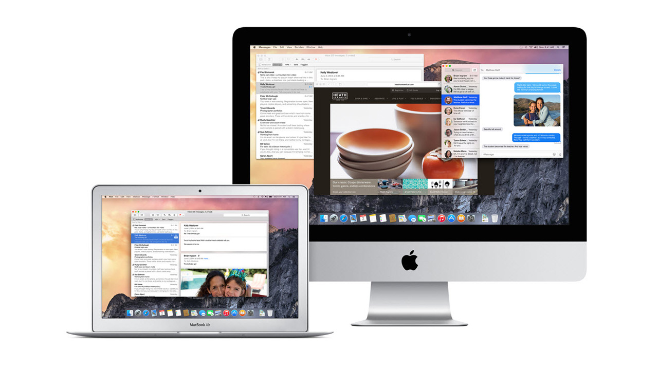 Apple prepares OS X Yosemite for launch