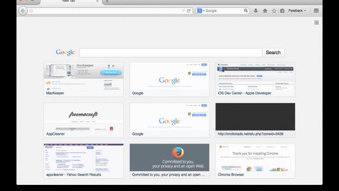 Firefox 31 for Mac