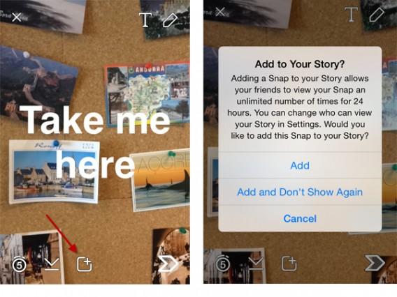 Snapchat Stories 3