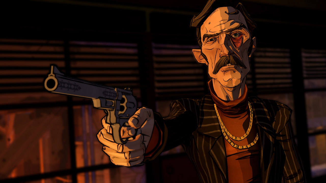 Confront The Crooked Man in The Wolf Among Us season finale (video)