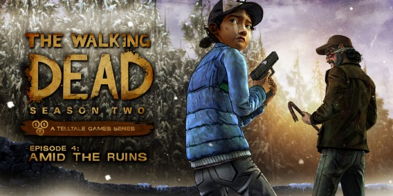 Walking Dead Season 2 Ep 4 keyart