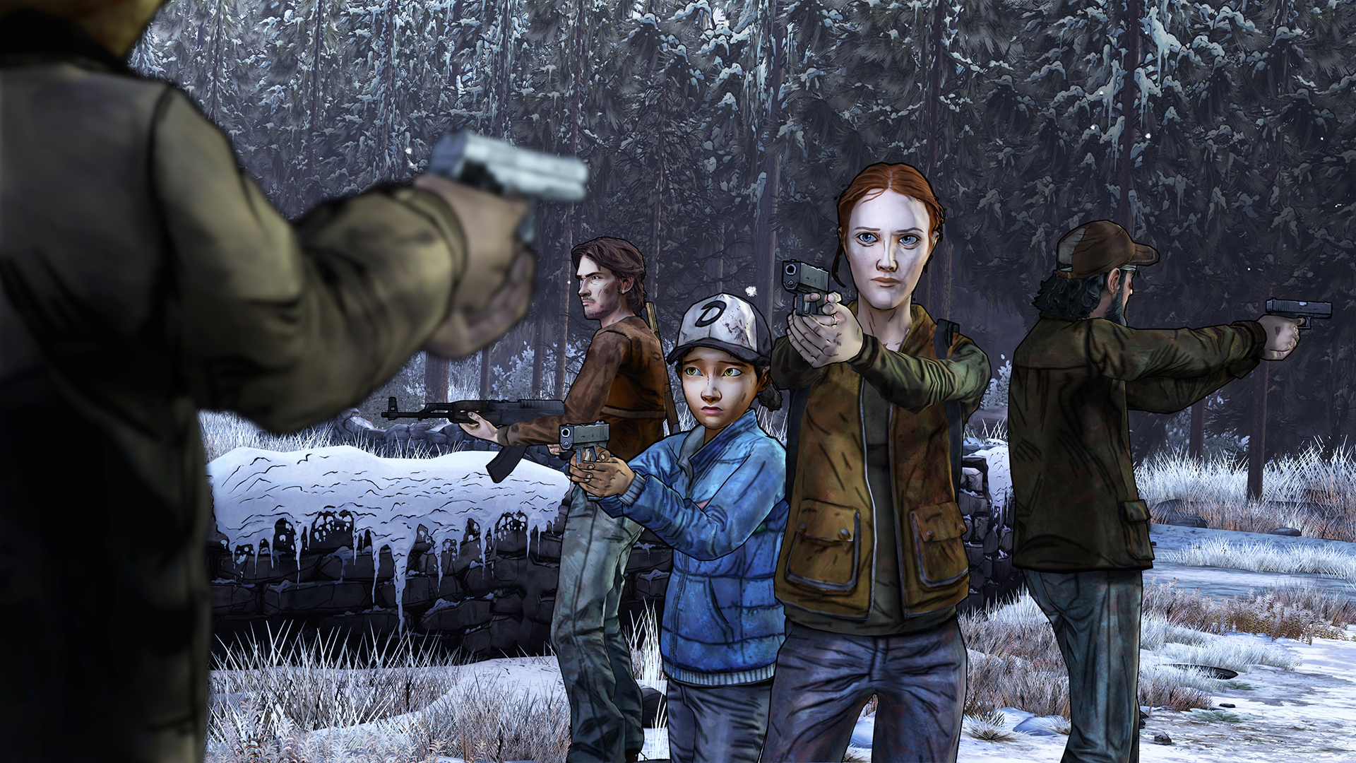 the walking dead episode 2 download android