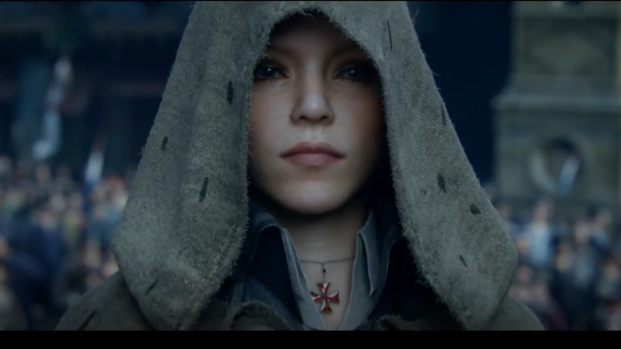 Assassin's Creed Unity trailer introduces Templar Elise