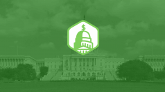 Greenhouse plug-in shows campaign contribution data for each Congressperson