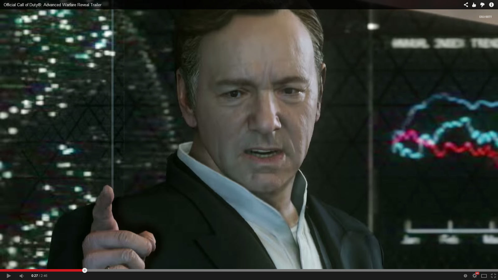 Call of Duty: Advanced Warfare minimum PC requirements released