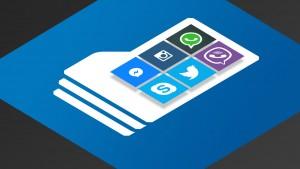 How to create app folders in Windows Phone