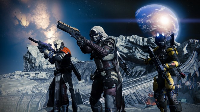 Hands on with Destiny (Beta)