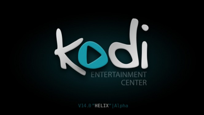Kodi Entertainment Center header