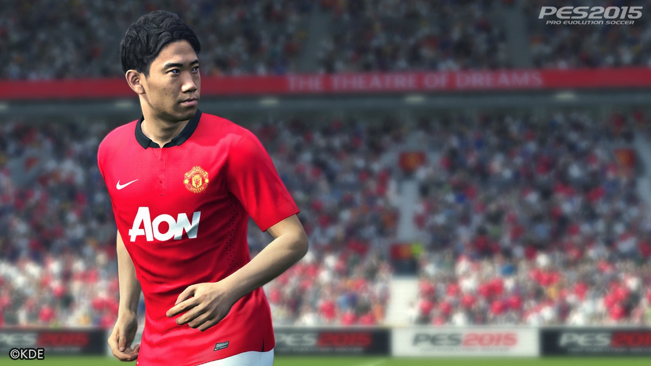 Konami announces PES 2015 PC requirements