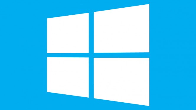 Windows 8 logo header