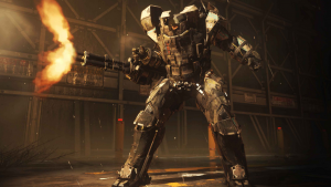 Watch 7 minutes of Call of Duty: Advanced Warfare gameplay (video)