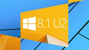 Update 2 for Windows 8.1 could be coming next week