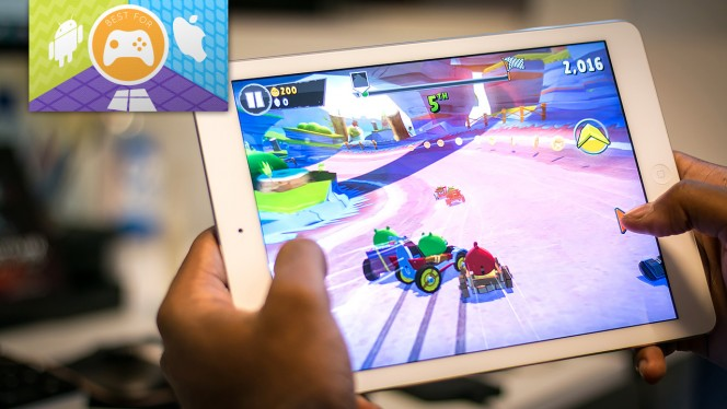 The 25 best games for iPhone and iPad