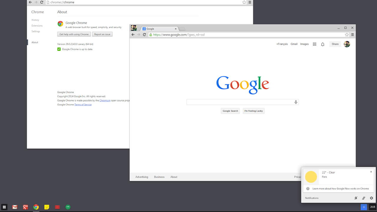 Google bringing Chrome OS to Windows 7