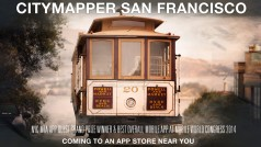 Citymapper public transport app coming to San Francisco next