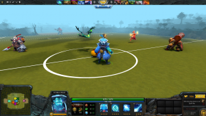 Forget FIFA and PES, here's DotA Soccer!