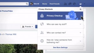 Facebook Privacy Checkup helps you understand who sees your posts