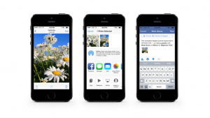 Facebook for iOS 8 offers more control for sharing your location