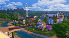Neighborhoods in The Sims 4 could get bigger
