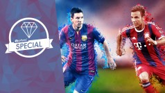 Read our in depth FIFA 15 vs PES 2015 analysis