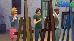 The Sims 4: How to level up your skills quickly