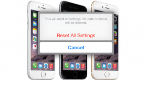 iOS 8 'Reset All Settings' bug erases iCloud Drive