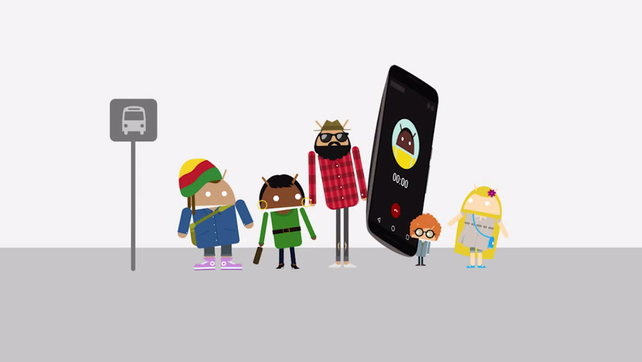 Android L and Nexus 6 appear in new Android ads
