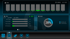 Logitech's Arx Control app extends the PC gaming experience to Android devices