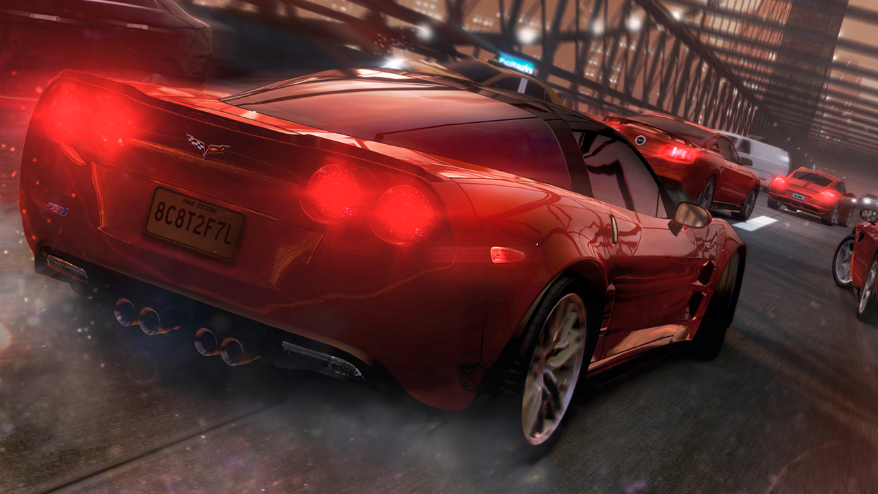 More cars to be announced for The Crew soon