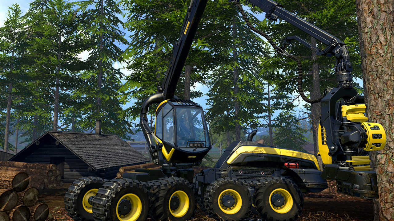 Watch the Farming Simulator trailer series