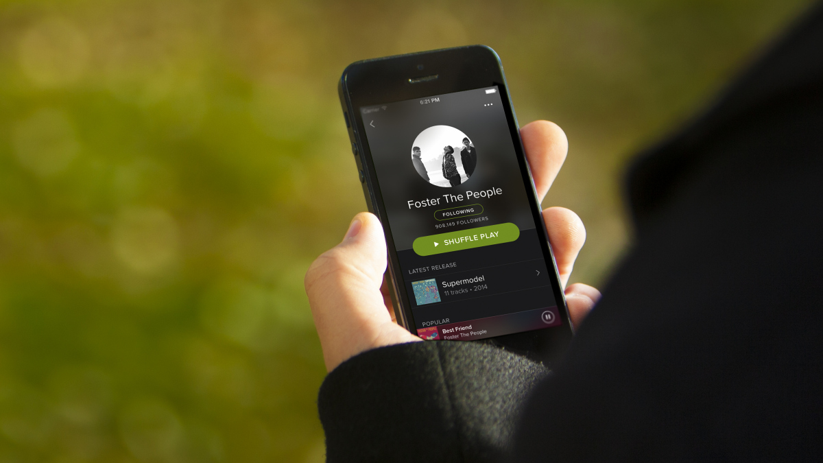 How to use Spotify