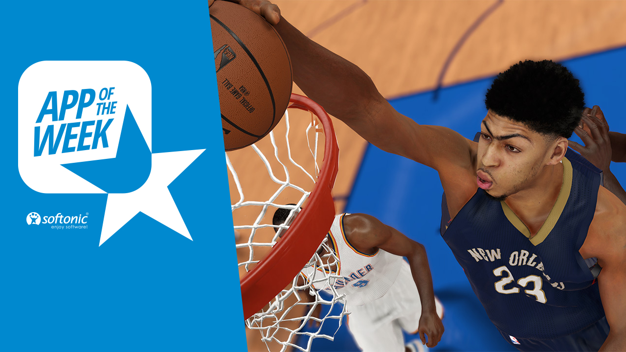App of the Week: NBA 2K15